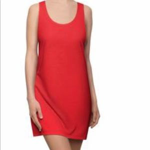 Pink republic extra small red dress Sleeves